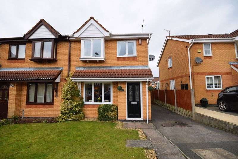 3 Bedrooms Semi Detached House for sale in Bethell Road, Sneyd Green