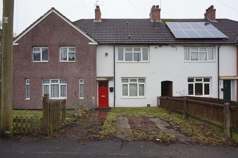 3 Bedrooms Terraced House for sale in Borrowdale Road, Birmingham