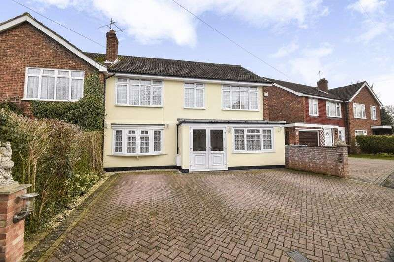 6 Bedrooms Semi Detached House for sale in Hardings Close, Iver