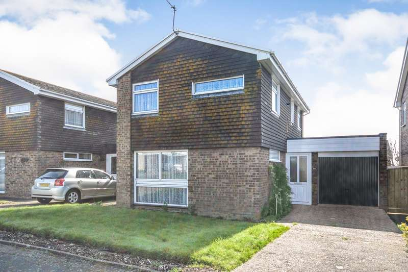 3 Bedrooms House for sale in Constable Road, Eastbourne, BN23