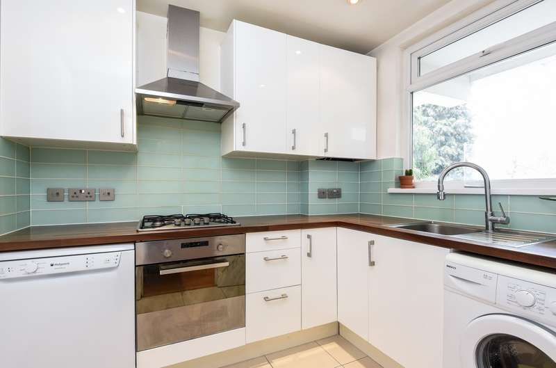 2 Bedrooms Ground Flat for sale in Putney Hill, Putney, SW15