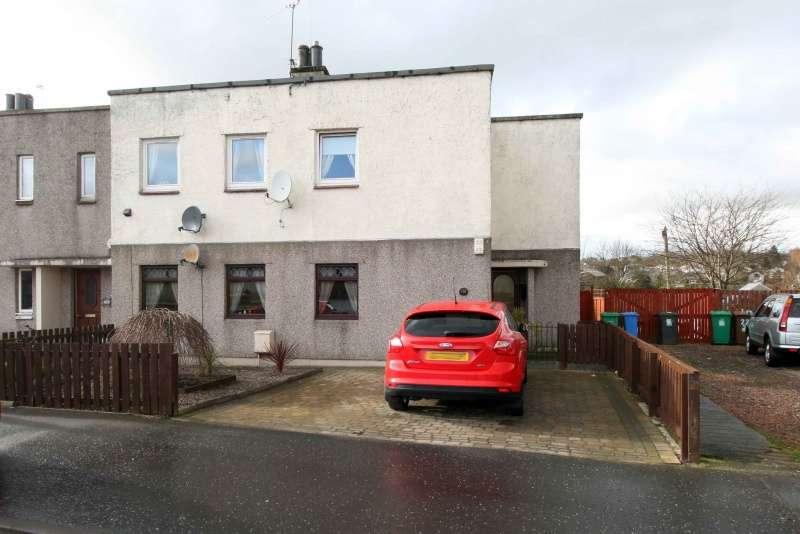 2 Bedrooms Flat for sale in Beveridge Street, Dunfermline, Fife, KY11 4PY