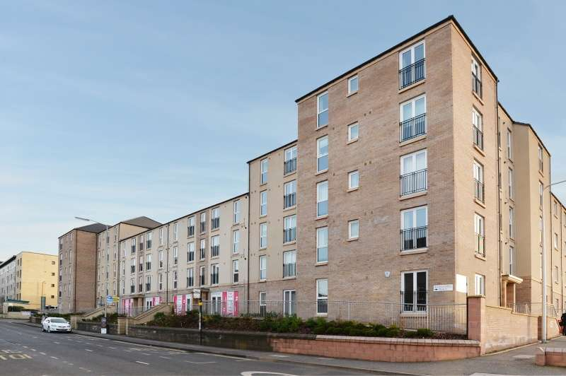 2 Bedrooms Flat for sale in Flaxmill Place, Bonnington, Edinburgh, EH6 5QU