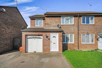 3 Bedrooms Semi Detached House for sale in Littlecote Close, Westlea, Swindon, Wiltshire