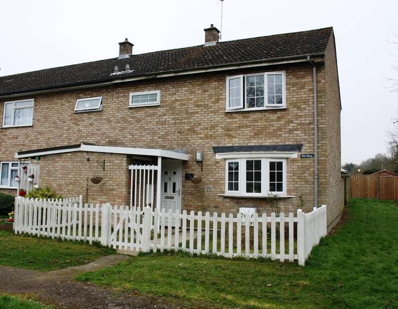 3 Bedrooms End Of Terrace House for sale in Yardley , Letchworth