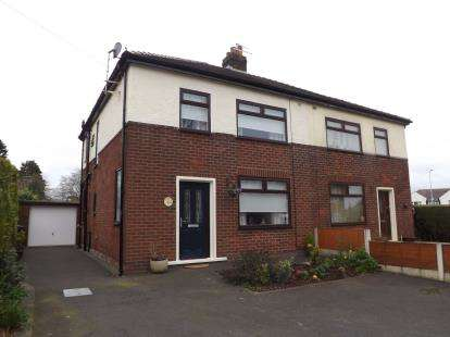 3 Bedrooms Semi Detached House for sale in Janice Drive, Fulwood, Preston, Lancashire, PR2