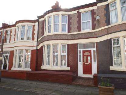 3 Bedrooms Terraced House for sale in Devonfield Road, Orrell Park, Liverpool, Merseyside, L9
