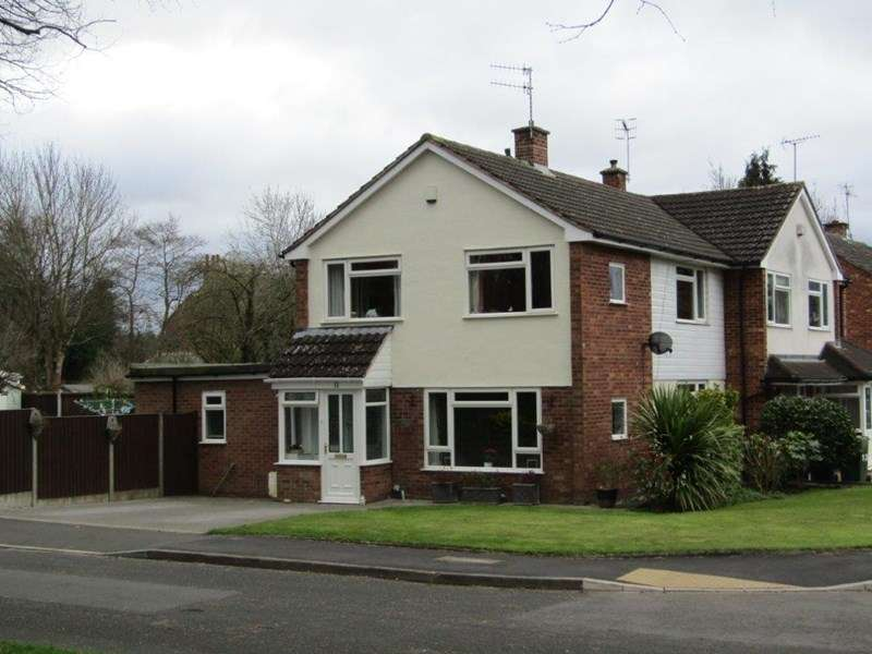 4 Bedrooms Semi Detached House for sale in Stonehouse Road, Bromsgrove