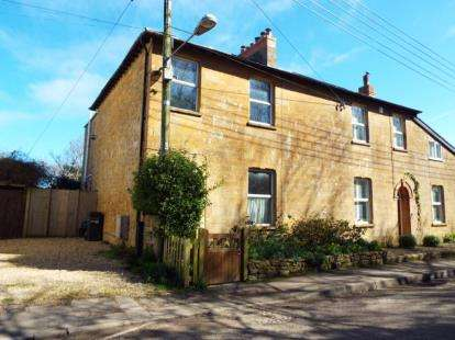 2 Bedrooms Semi Detached House for sale in South Petherton, Somerset