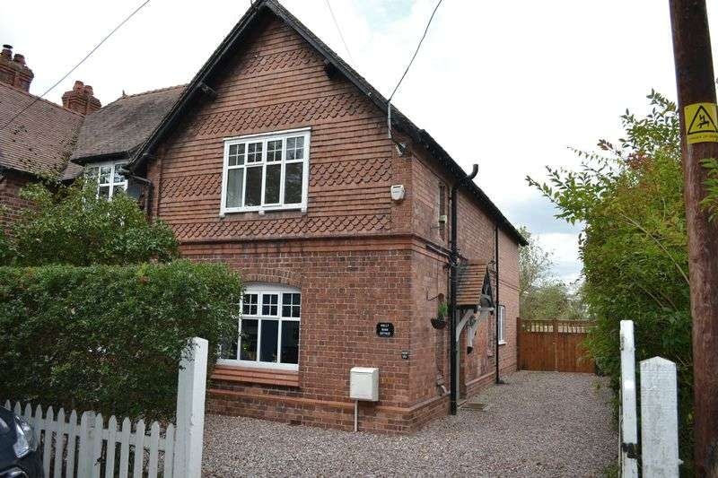 3 Bedrooms Semi Detached House for sale in Hoole Bank, Chester