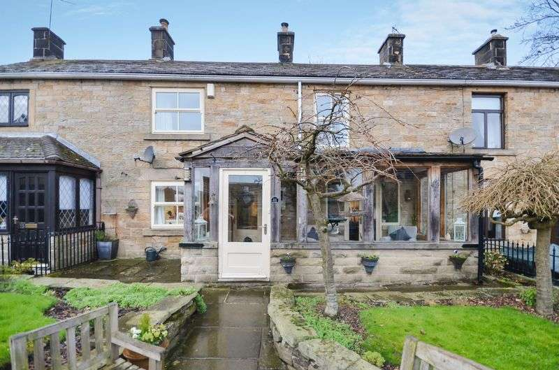 3 Bedrooms Terraced House for sale in 11 The Royd, Deepcar, Sheffield, S36 2SS
