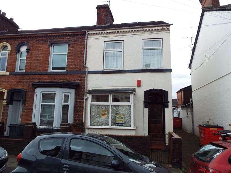 4 Bedrooms Terraced House for sale in Ashford Street, Stoke-On-Trent