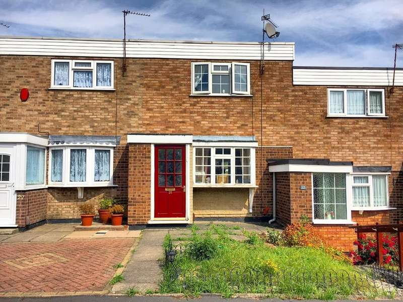2 Bedrooms Terraced House for sale in TOMPSTONE ROAD, WEST BROMWICH, WEST MIDLANDS, B71 3SN