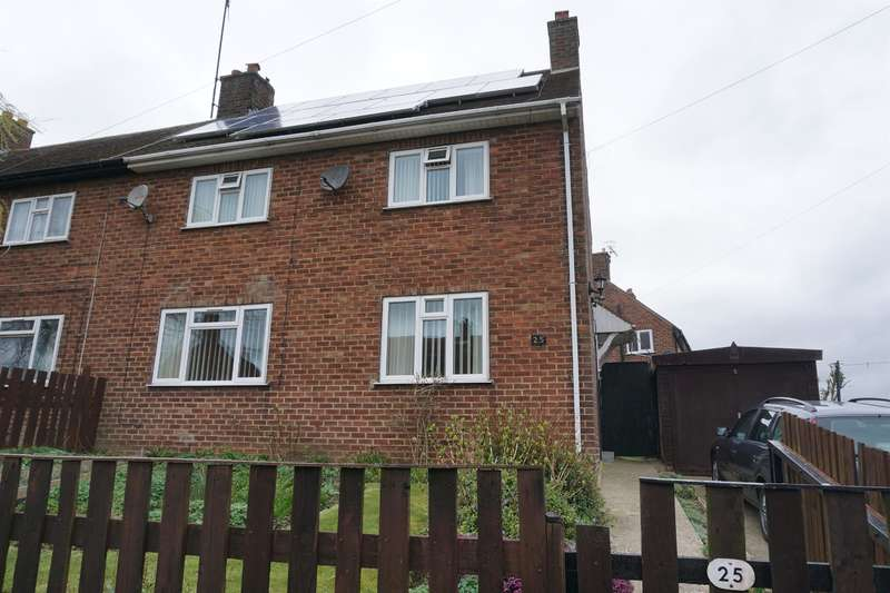 3 Bedrooms Semi Detached House for sale in Mitford Road, Hunmanby, Filey, YO14 0PD
