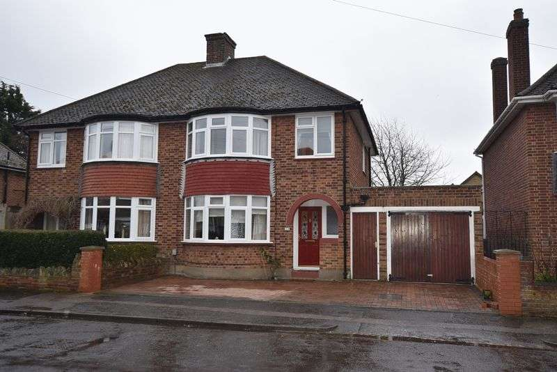 3 Bedrooms Property for sale in King William Road, Kempston