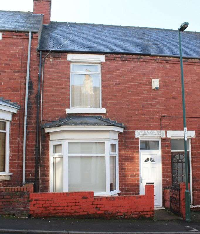 2 Bedrooms Terraced House for sale in Foster Street, Brotton