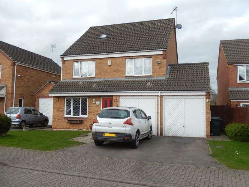 5 Bedrooms Detached House for sale in Renolds Close, Tile Hill, Coventry