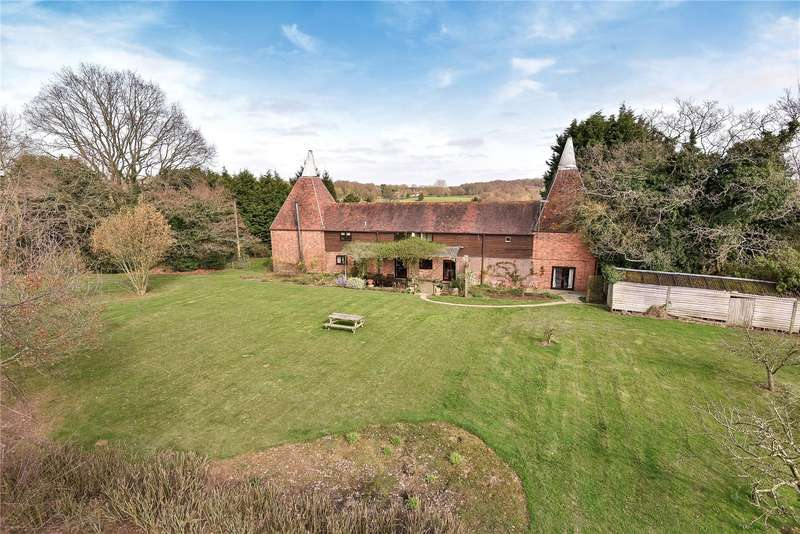 6 Bedrooms Detached House for sale in Biddenden, Ashford