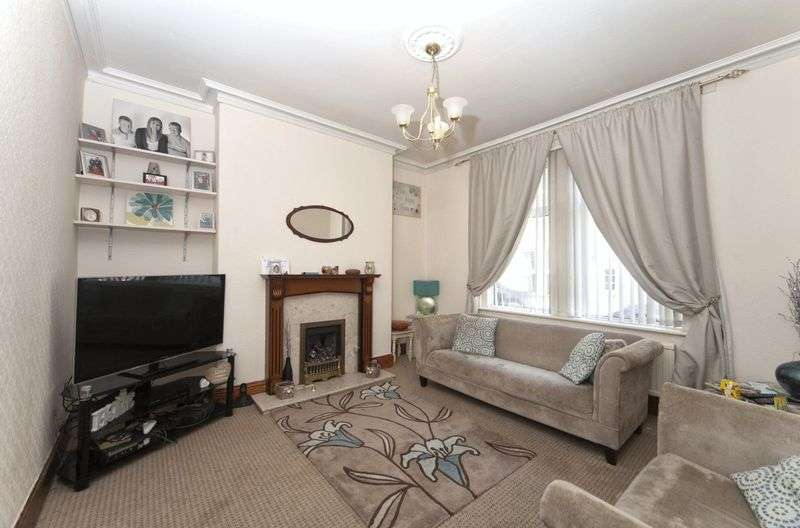 3 Bedrooms Terraced House for sale in Scotsfield Terrace, Haltwhistle