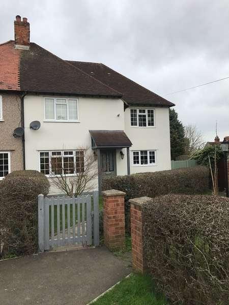 4 Bedrooms Semi Detached House for sale in Kingsmead Hill, Roydon, Essex, CM19