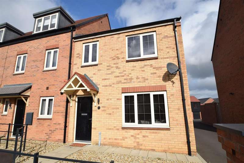 3 Bedrooms Terraced House for sale in Earsdon View