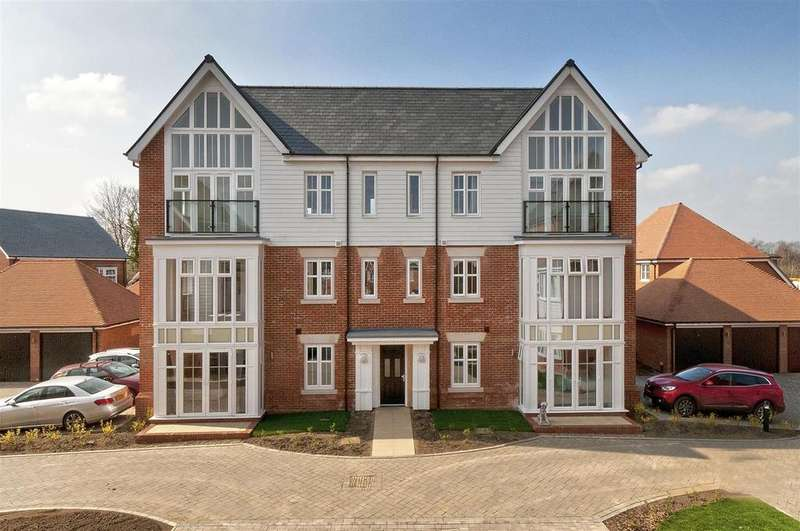 2 Bedrooms Apartment Flat for sale in Flat 6, Amelia Court, Avion Gate, Kings Hill, ME19 4RH