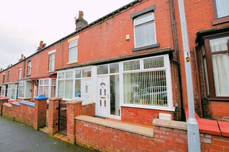 2 Bedrooms Terraced House for sale in Arnold Street, Smithills, Bolton
