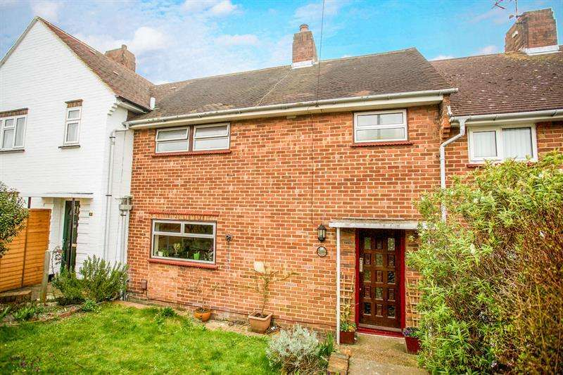2 Bedrooms Terraced House for sale in Mountfields, Brighton