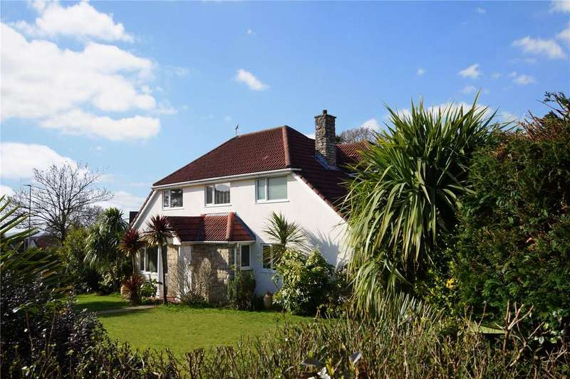 4 Bedrooms Detached House for sale in Lilliput Road, Lilliput, Poole, Dorset, BH14