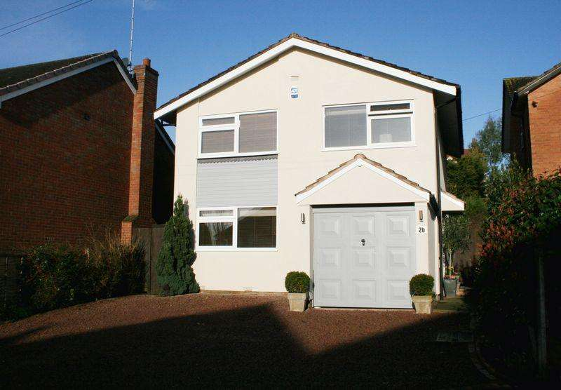 4 Bedrooms Detached House for sale in West Road, Bromsgrove
