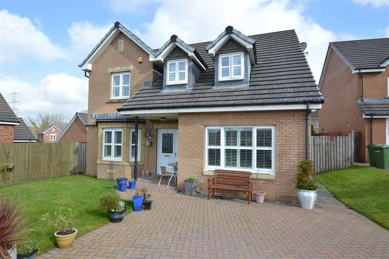 4 Bedrooms Detached House for sale in Calder Park Place, Uddingston