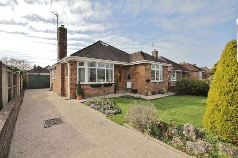 3 Bedrooms Detached Bungalow for sale in 43 Woodland Drive, Poulton-Le-Fylde, Lancs FY6 8ET
