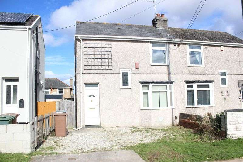 3 Bedrooms Semi Detached House for sale in Queens Road, West Park, Plymouth
