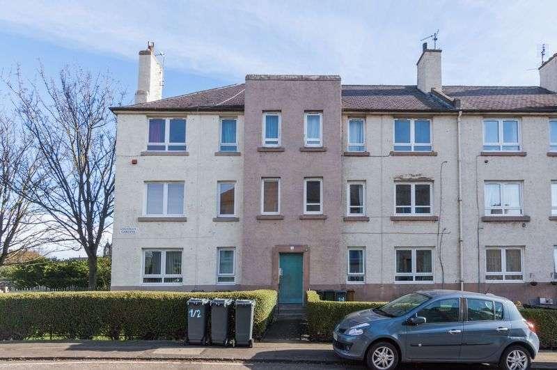 2 Bedrooms Flat for sale in 1/4 Loganlea Gardens, Craigentinny, Edinburgh, EH7 6LJ