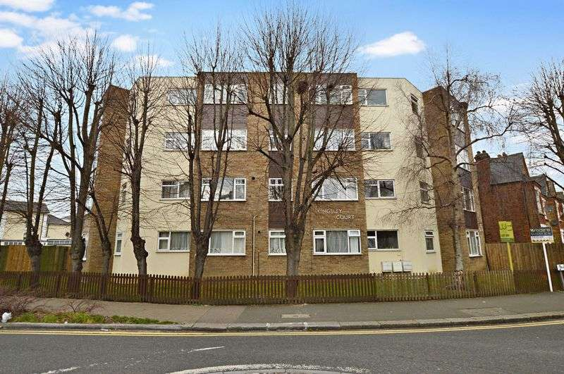 2 Bedrooms Flat for sale in Kingsley Court, Palmerston Road, N22
