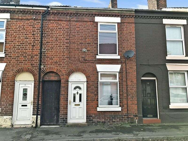 2 Bedrooms Terraced House for sale in Sewell Street, Runcorn