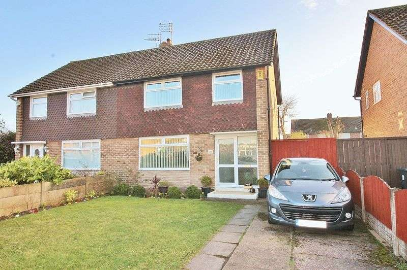 3 Bedrooms Semi Detached House for sale in Meadow Lane, Ainsdale