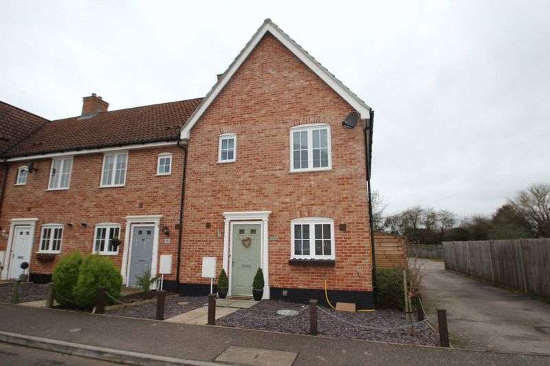 3 Bedrooms Terraced House for sale in Ryefield Road, Norwich