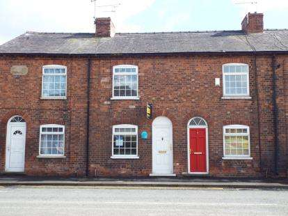 2 Bedrooms Terraced House for sale in Pratchitts Row, Nantwich, Cheshire