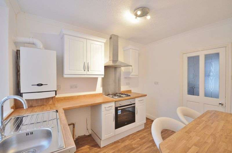 2 Bedrooms Terraced House for sale in Roper Street, Workington