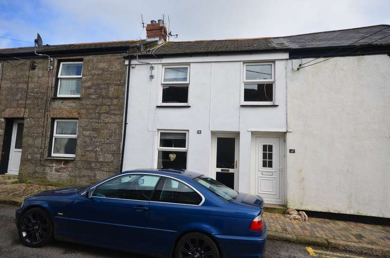 2 Bedrooms Terraced House for sale in Chapel Street, St. Day
