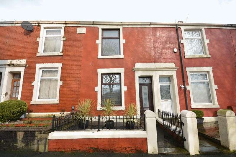 3 Bedrooms Terraced House for sale in Windsor Road, Great Harwood