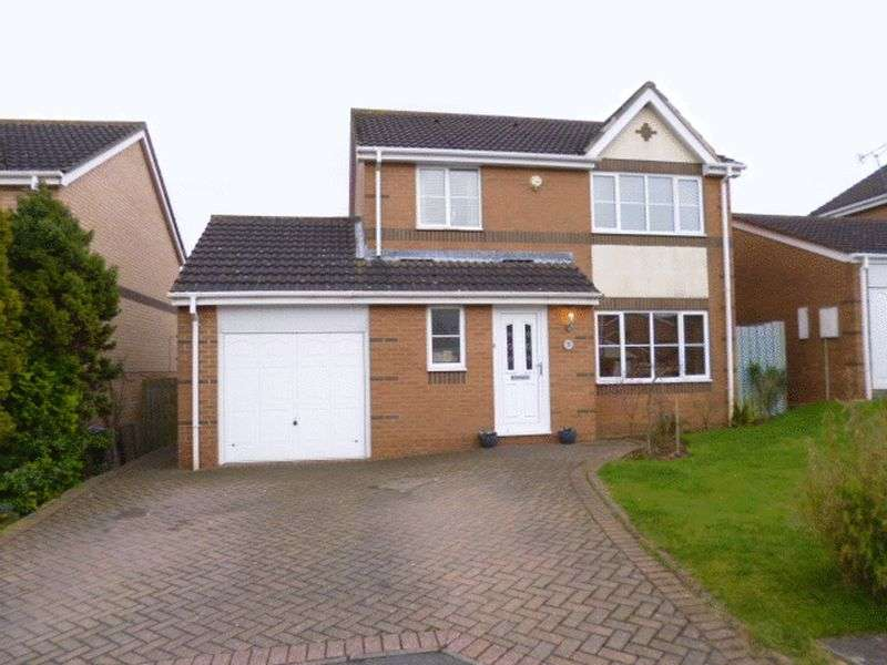 3 Bedrooms Detached House for sale in Rookhope Grove, Bishop Auckland