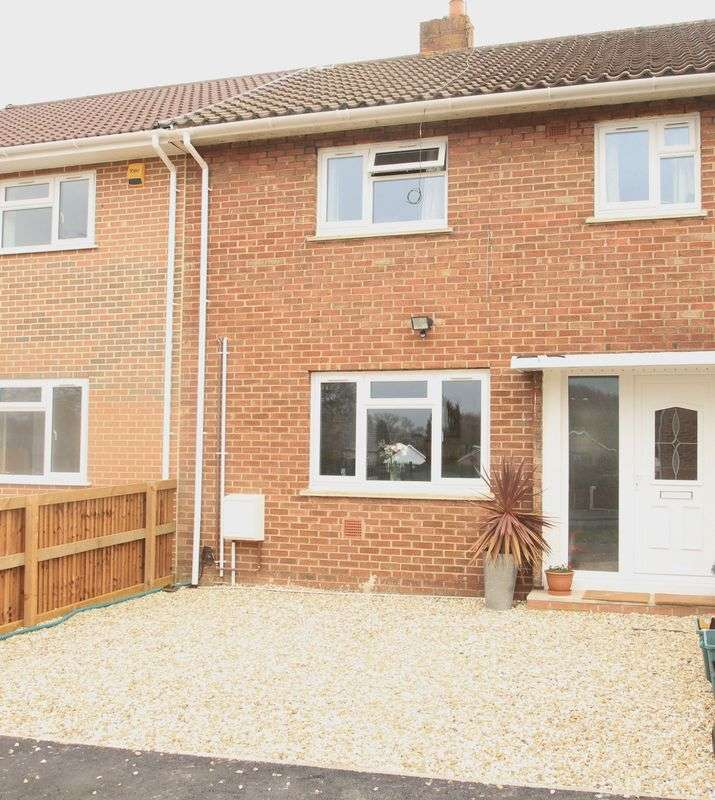 3 Bedrooms Terraced House for sale in Pendock Road Oldbury Court Bristol
