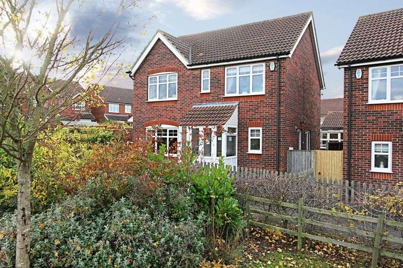 4 Bedrooms Detached House for sale in Riverbank Rise, Barton Upon Humber
