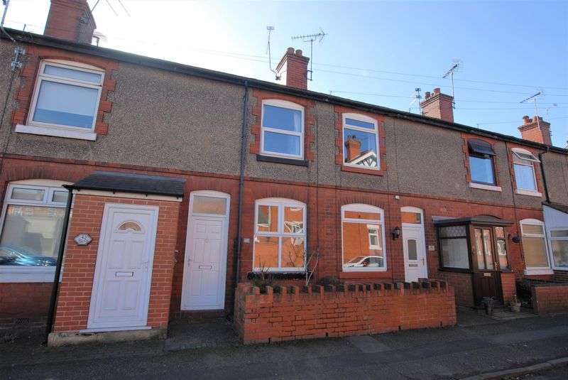 2 Bedrooms Terraced House for sale in Collin Street, Uttoxeter