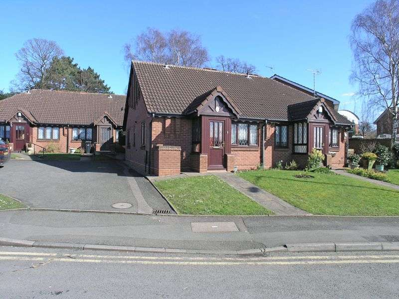 2 Bedrooms Semi Detached Bungalow for sale in STOURBRIDGE, Amblecote, (part of Westland Gardens), High Street
