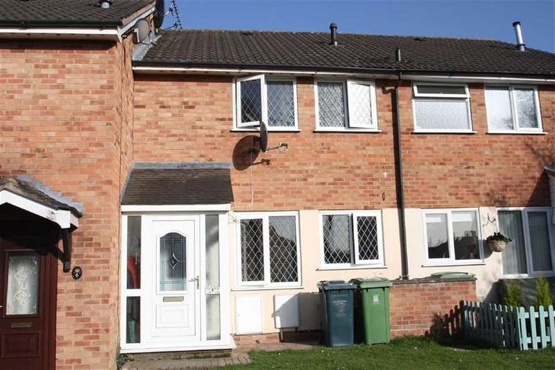 1 Bedroom Terraced House for sale in Frith Close, The Chilterns, Shrewsbury