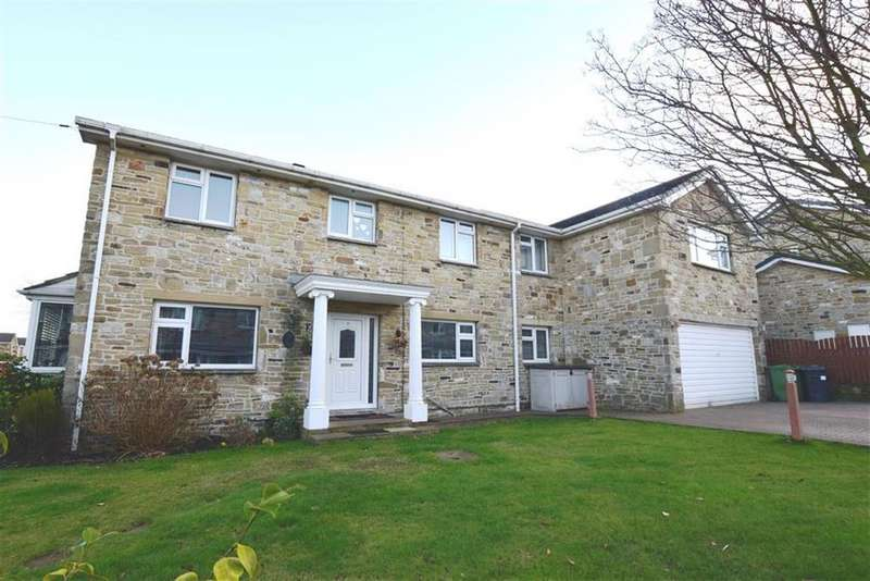 4 Bedrooms Detached House for sale in Merlin Court, Netherton, Huddersfield, HD4