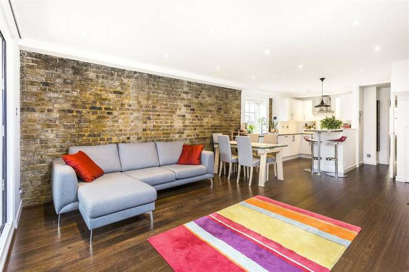 2 Bedrooms Apartment Flat for sale in Eagle Wharf Court, Lafone Street, London, SE1